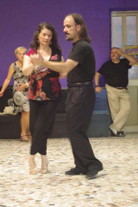Tangolosi Tatiana e Antonio - Lezione Tango Argentino 7