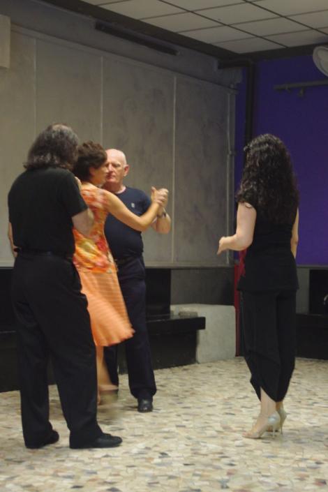 Tangolosi Tatiana e Antonio - Lezione Tango Argentino 6