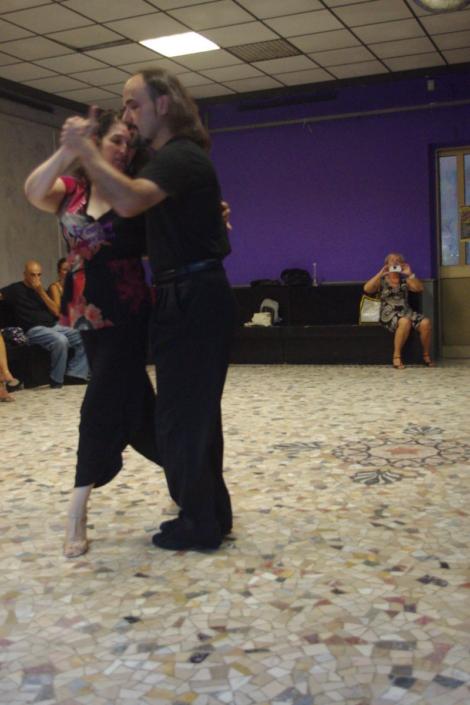Tangolosi Tatiana e Antonio - Lezione Tango Argentino 5