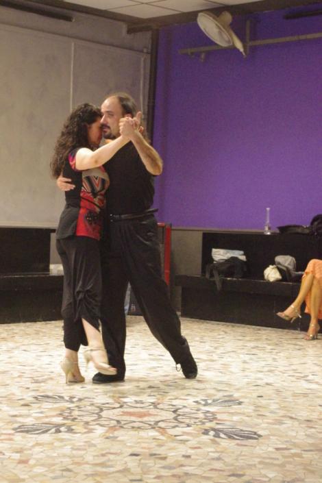 Tangolosi Tatiana e Antonio - Lezione Tango Argentino 4