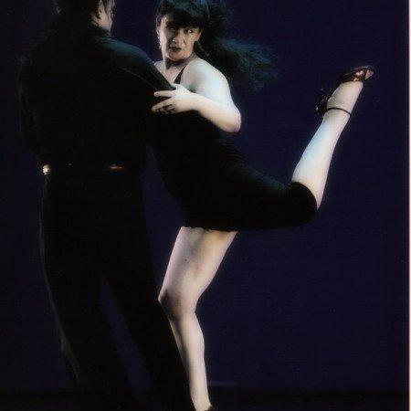 Tatiana e Antonio Tango Torino