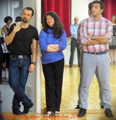 Tango - Pratica Tangolosi 9