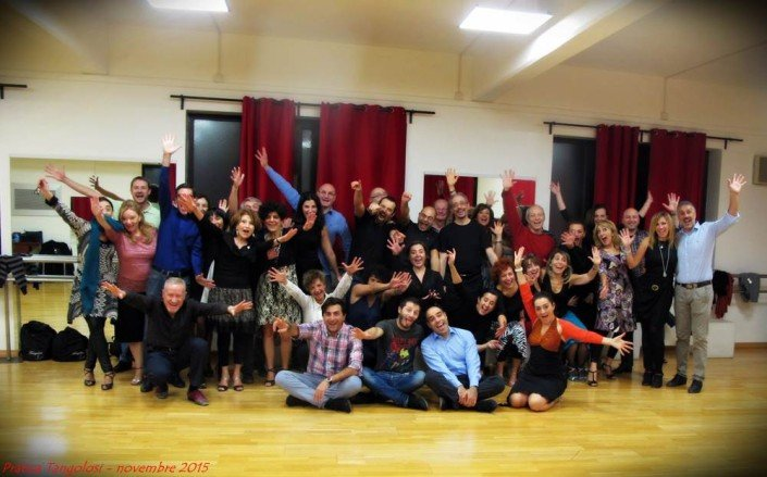 Tango - Pratica Tangolosi 8