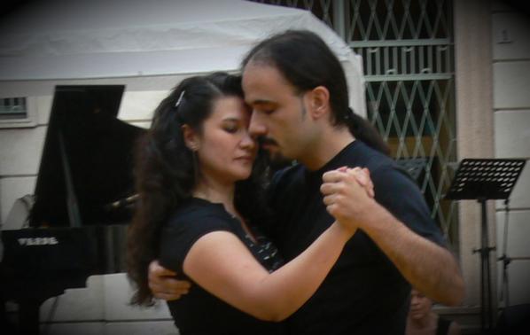 Tatiana e Antonio Tangolosi Tango Torino